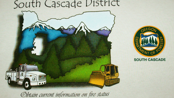 South Cascade District (ODOF)